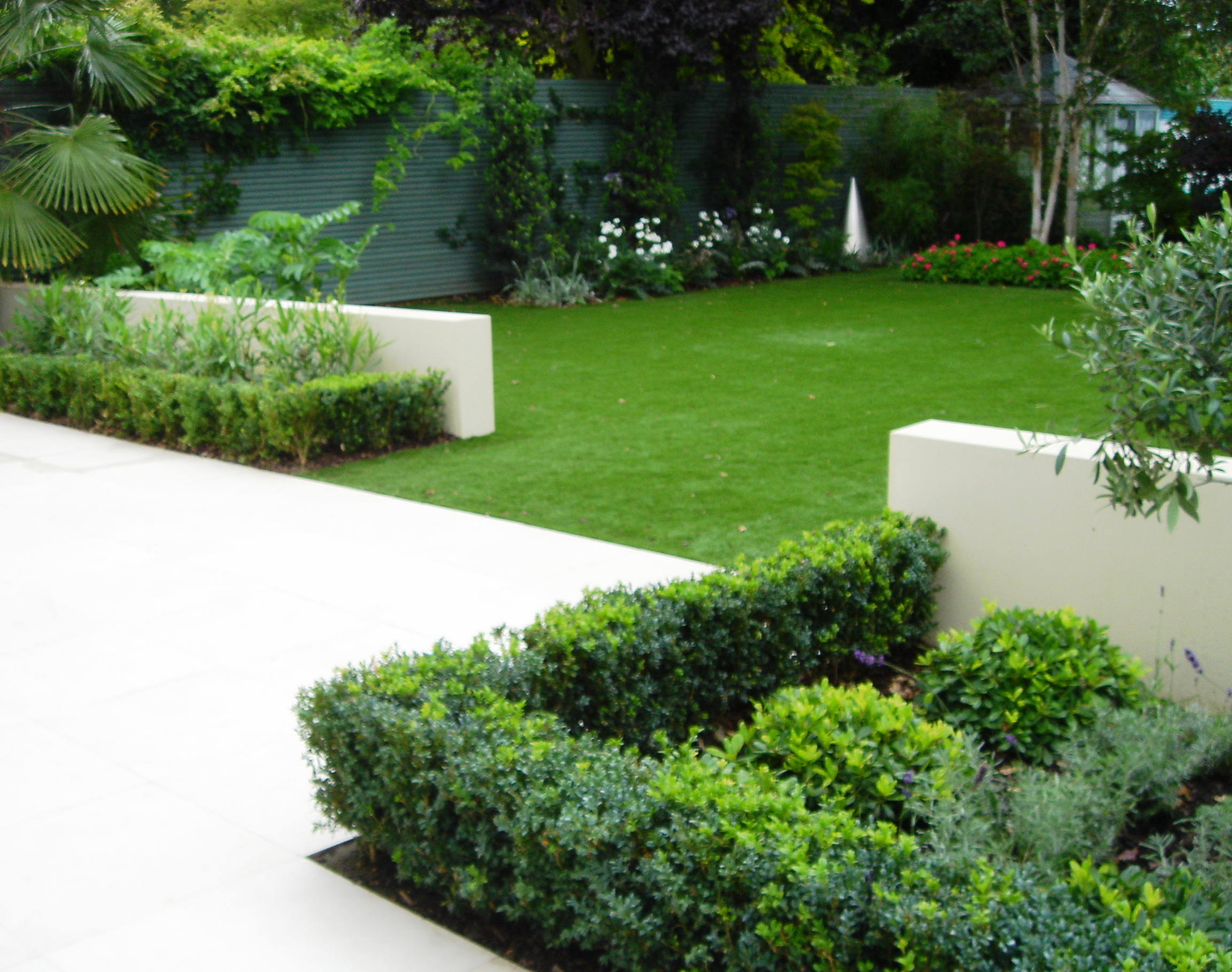 Henrietta gentilli garden design in south london south for Garden design quiz