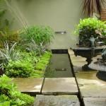 Little Venice tropical lush and private design service