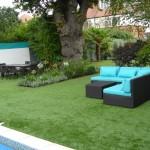 Earlsfield large contemporary garden