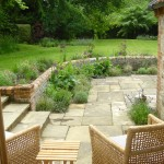 Petworth West Sussex garden naturalistic style