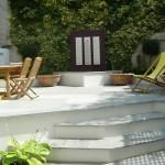 Chelsea Contemporary Garden fresh and vibrant