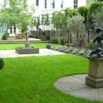 Maida Vale Italian garden vintage and classical