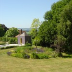 Petworth West Sussex Farmhouse Garden