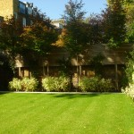 South Kensington Formal Garden landscape design