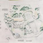 Garden plan design