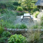 Petworth West Sussex contemporary garden naturalistic style